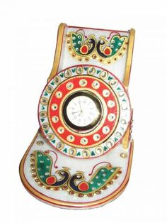 Marble Mobile Stand offered feature flawless and smooth finish with its enchanting designs speaking of high décor value as desired and demanded by the customers. Providing for perfect usage support for keeping of mobile phones, these stands come with the clock. These are widely demanded for their shiny appearance.