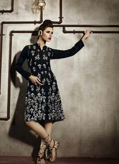 Modish Black Pashmina Kurti In Wholesale #wholesale #suratwholesaleshop #uk #kurtis #trendy #work #exotic #usa #fashionable #lovely #onlineshopping #shopping #festive #pashmina #diwalioffers #dhanteras #partywear #bulksupplier #manufacturer #designer #receptionwear #officewear #versatile #fabulous #desiclothing #www.suratwholesaleshop.com