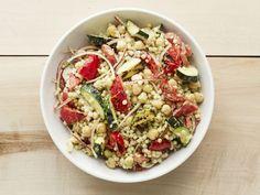 Grilled Vegetable-Couscous Salad
