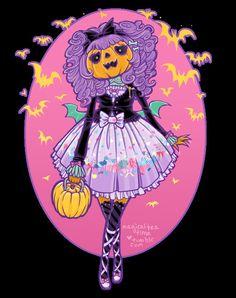 Candy Treat Art Print 8.5x11 on Etsy, $11.42 CAD