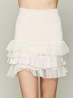 #Free People              #Skirt                    #Free #People #Ruffle #Skirt #Free #People #Clothing #Boutique                Free People FP ONE Ruffle Skirt at Free People Clothing Boutique                                        http://www.seapai.com/product.aspx?PID=1466138