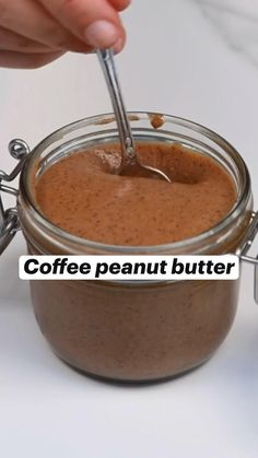 Clean Recipes, Sweet Recipes, Cooking Recipes, Vegetarian Recipes, Healthy Recipes, Butter Spread, Peanut Butter Recipes, Sweet Sauce, Intuitive Eating