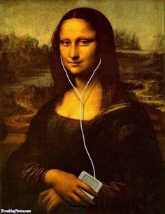 iPod Mona