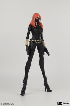 Marvel x ThreeA - Black Widow Available for pre-order right now at Bambaland.com…