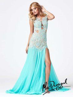Mac Duggal Prom Style 61041M now in stock at Bri'Zan Couture, www.brizancouture.com