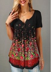 Shop Womens Fashion Tops, Blouses, T Shirts, Knitwear Online Tops Online, Shirts Online, Trendy Tops For Women, Retro Print, Plus Size Swimsuits, Print Button, Modest Fashion, Plus Size Fashion, Fashion Looks