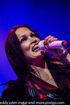 Tarja at Patronaat 2016