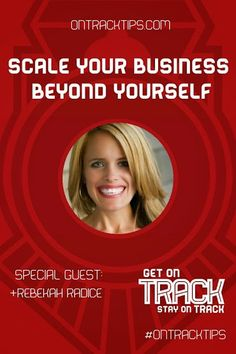 Scale Your Business Beyond Yourself - Rebekah Radice Content Marketing, Social Media Marketing, Digital Marketing, Create Your Own Business, Paying Off Credit Cards, Digital Strategy, Professional Development, Business Opportunities, Special Guest