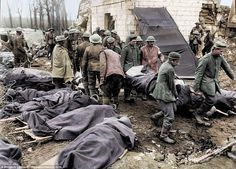 The total number of military and civilian casualties in World War I was more than 41 milli...