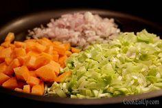 Γιουβαρλάκια με λεμονάτη κρέμα ⋆ Cook Eat Up! Grains, Rice, Food, Essen, Meals, Seeds, Yemek, Laughter, Jim Rice