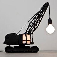 wrecking ball lamp | Studio Job 3.