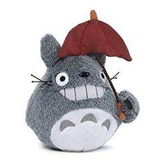 Totoro Plushie