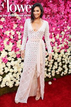 Shay Mitchell's Low-Cut Temperley London Dress Is to Die For Fashion Over, Star Fashion, Runway Fashion, Jennifer Aniston Mother, Celebrity Dresses, Celebrity Style, Temperley London Dress, Shay Mitchell, Love Her Style