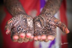 #indianwedding #bridal #mehndi
