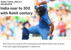 Cricket Ind vs Bang Final Score