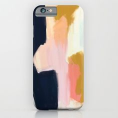 Carry around a mini work of art with this abstract beauty. | 23 Incredible Phone Cases To Banish Boringness