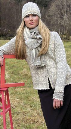 Scandinavian winter warmth by Oleana