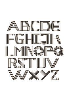 Pacaembú Type - Tipografia Indígena