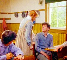 Seriously, when are people going to learn not to insult you?   21 Signs You Are Anne Shirley