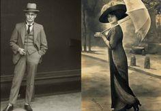 мужская мода начала 20 века: 25 тыс изображений найдено в Яндекс.Картинках
