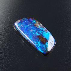 Solid Boulder Opal DL2089 from Queensland Australia