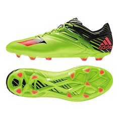 new style b975d 2126a Adidas Messi 15.1 FGAG Soccer Cleats Lionel Size 9.5 Boots Futbol New In  Box (eBay Link)