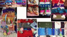 Knit for dementia patients: free twiddlemuff pattern | The Yarn Loop
