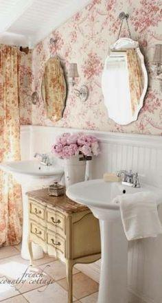 Ιδέες για κοριτσίστικο μπάνιο