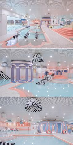 Entertainment Discover Baoyan Park Childrens Entertainment Park Beijing China - All About Decoration Beijing China Creative Kids Rooms Kids Cafe Indoor Playground Pool Designs Amusement Park Retail Design Store Design Architecture Girl Bedroom Designs, Room Ideas Bedroom, Rich Girl Bedroom, Geek Bedroom, Luxury Kids Bedroom, Pool Bedroom, Simple Bedroom Design, Bedroom Decor, Awesome Bedrooms