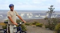 On this two-wheeled, adventurous Kilauea tour, explore Hawaii's active volcano from the comfortable seat of a bike, where you'll ride through multiple microclimates and past rugged volcanic terrain.