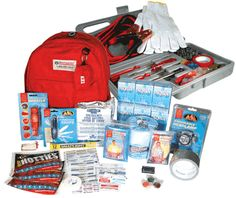 How to Build an Emergency Car Kit