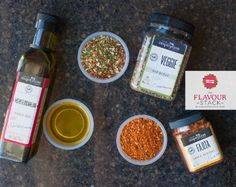 Flavour Stack(TM) by Your Inspiration At Home offers monthly recipes and spices to make them.