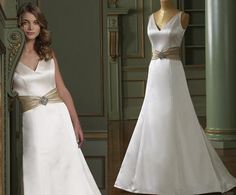 Simple Wedding Dresses | Saving Money with Simple Wedding Dress