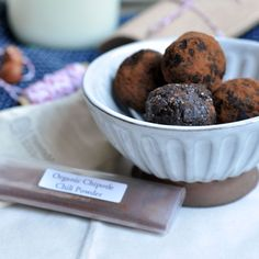 truffles chipotle Simple Vegan Chipotle Chocolate Truffles and Only ...