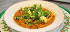 Pumpkin Tortilla Soup – Vegan, Gluten-Free & Serves 6 for Less Than $10 (Oh, And It's Delicious!) Vegan Pumpkin Soup, Tortilla Soup, Vegan Lifestyle, Husband, A Food, Vegan Gluten Free, Thai Red Curry, Soups, Vegan Recipes