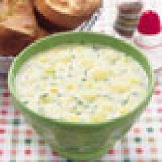 Creamy Corn and Potato Chowder Recipe - finally found the recipe!!