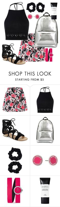 """""""School Look"""" by kathrina1yana2jemma3cloe4 ❤ liked on Polyvore featuring Etro, Boohoo, Saks Fifth Avenue, 3.1 Phillip Lim, Accessorize, Marc Jacobs, Christian Dior and Smashbox"""