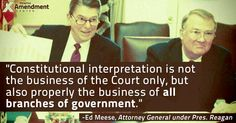 The Supreme Court is not the sole authority on constitutionality