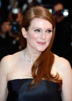 The Redheads: Julianne Moore is an iconic redhead in Hollywood with signature freckles to match.