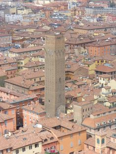 Bologna--home for a year--what a great year!