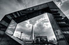 The Shard Framed
