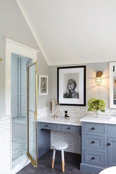 Luxe Family Home | Santa Monica traditional-bathroom