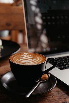 coffee photography Coffee cappuccino photography a - photography Coffee Shot, Coffee Cafe, Iced Coffee, Cappuccino Coffee, Cup Of Coffee, Break Coffee, Starbucks Coffee, Barista, Café Latte