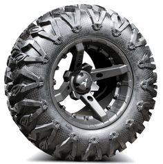 MSA M23 Battle Wheels EFX MotoClaw Tires