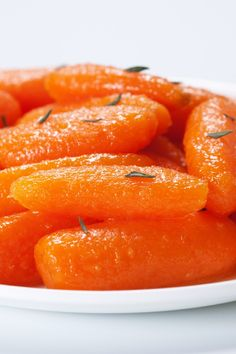 Ranch Glazed Baby Carrots Recipe Recetas De Cocina, Recetas De Guarniciones, Vegetales, Recetas De Zanahoria Baby, Recetas Favoritas, Recetas De 4 Ingredientes, Guarniciones De Verduras, Recetas Saludables, Zanahorias