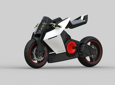 The Shavit is an ambitious transforming motorcycle that invokes two very different styles.