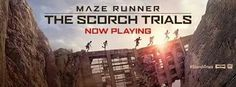 I saw The Scorch Trials today, and IT WAS ABSOLUTELY AMAZING AND BRILLIANT despite all of the differences from the book!!!!!!! Must see!!!!!! :D :D :D