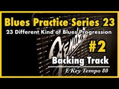[Blues Practice Series Blues Backing Track (E Key Tempo * 23 different kind of Blues Progression for Solo practice in different Blues Rhythm Kind Of Blue, Backing Tracks, Different Kinds, Rhythm And Blues, Soloing, Sheet Music, Key, Guitar, Studying