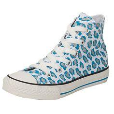 Sneakers im Animalprint