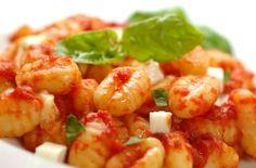 """Casa Spadoni - Gnocchi di patate """"Sprint"""" al pomodoro"""